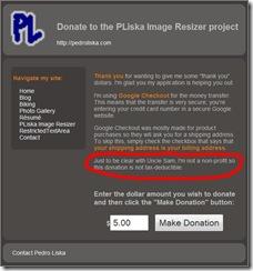 google-checkout-donation-page